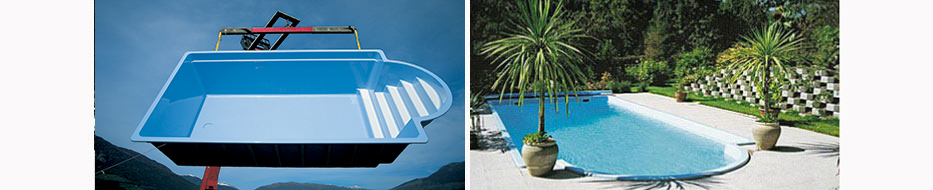 Costruzione piscine piscina italia - Piscine prefabbricate vetroresina ...